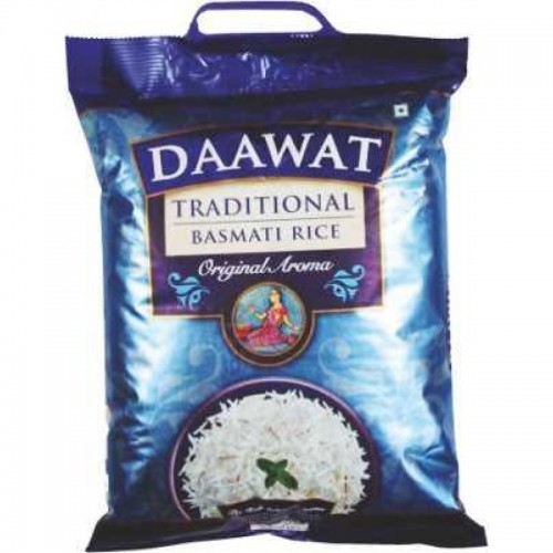 Daawat Traditional Basmati Rice 5kg