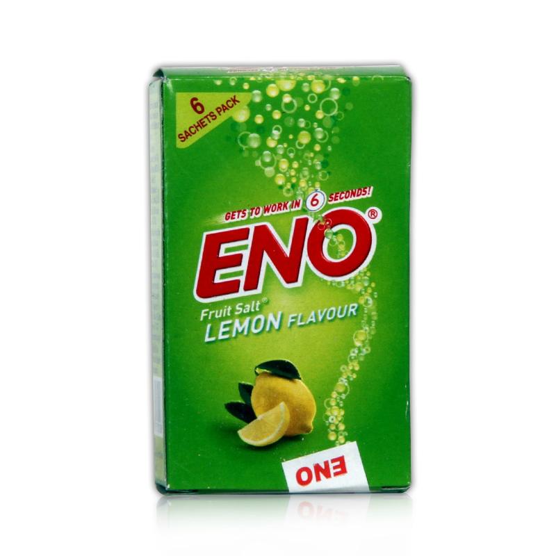 Eno Lemon Flavour 6 Sachets