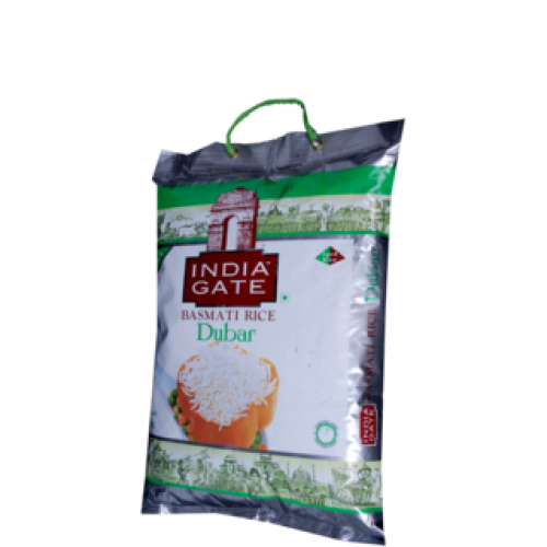 India Gate Basmati Rice Dubar 5kg