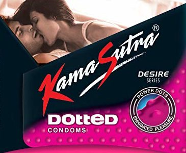 Kamasutra Dotted Condoms 20pc