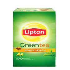 Lipton Green Tea Honey Lemon 100N