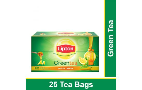 Lipton Green Tea Honey Lemon 25N