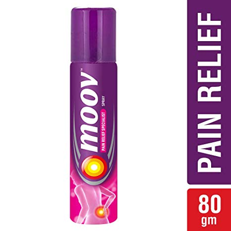Moo Spray Pain Relief 80gm