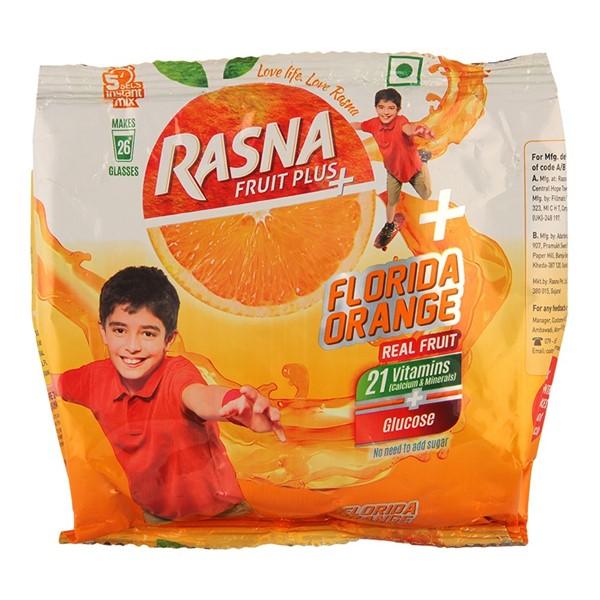 Rasna Orange 500gm