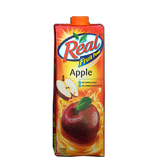 Real Apple Juice 1L