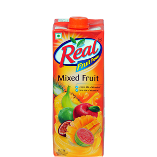 Real Mixed Juice 1lt