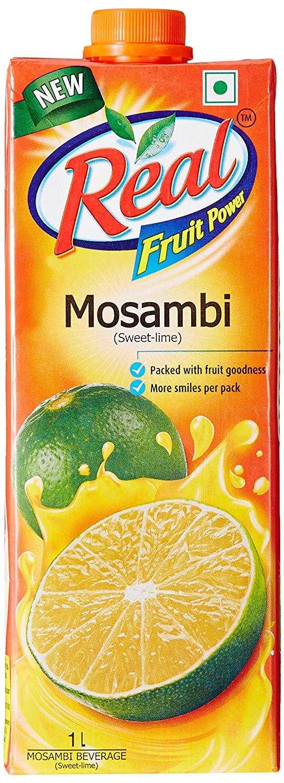 Real Mausambi Juice 1L