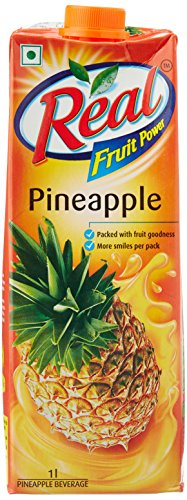 Real Pineapple Juice 1L