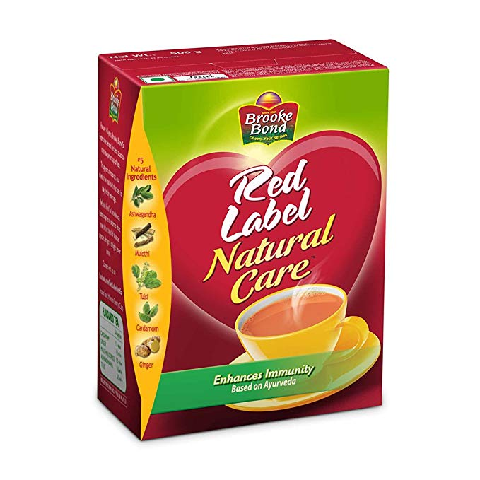 Red Label Natural Care Tea 500gm