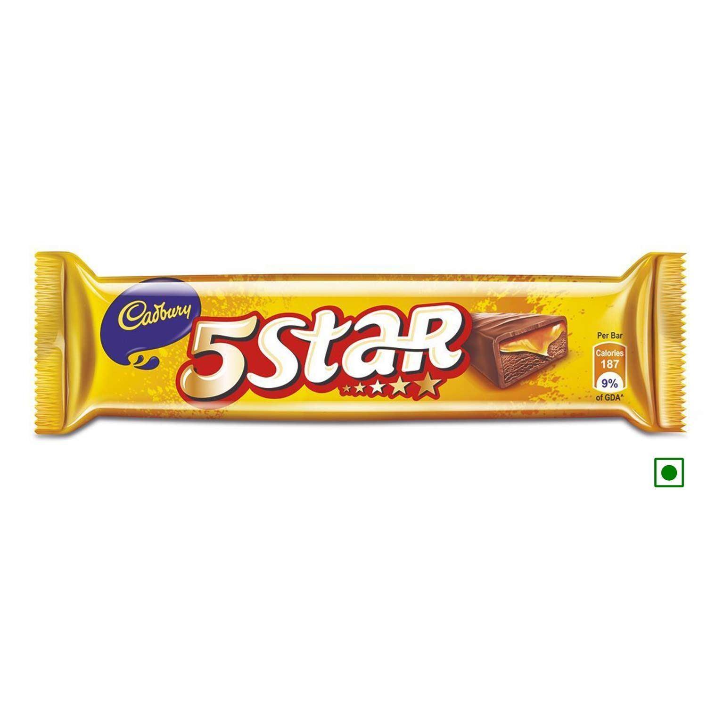 Cadbury 5 Start Chocolate
