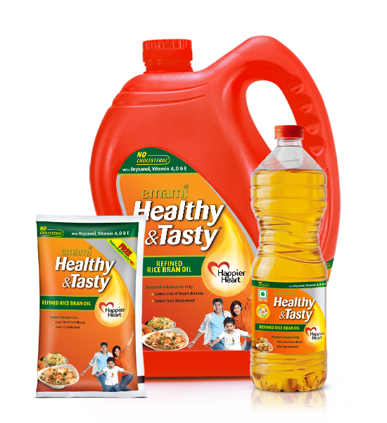 Emami Rice Bran Oil 5l