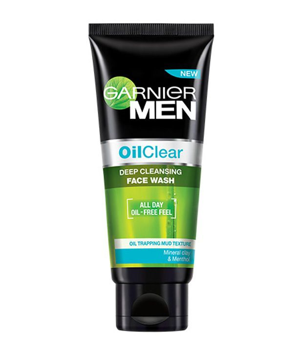 Garnier Men Oil Clear Face Wash 50gm