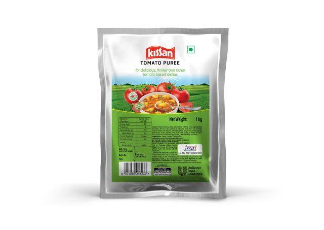 Kissan Tomato Puree 1kg