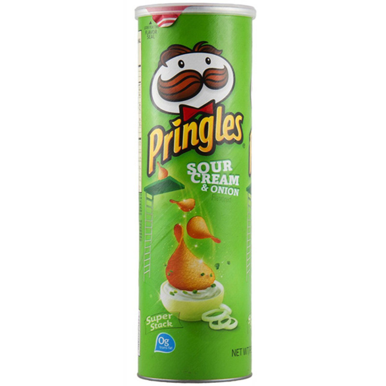 Pringle Chips Cream and Onion