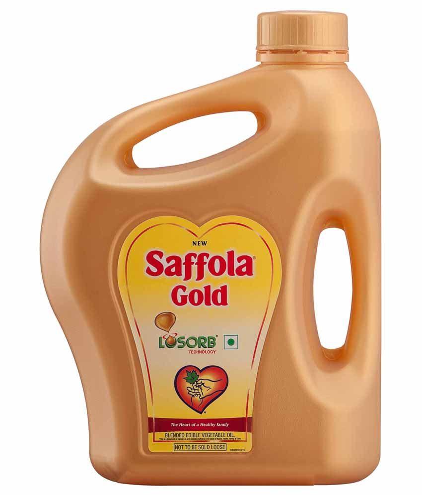 Saffola Gold Oil 5l