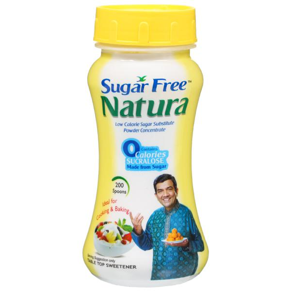 Sugarfree Natura Sucralose Powder 100gm