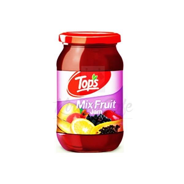 Tops Mixed Fruit Jam 500gm