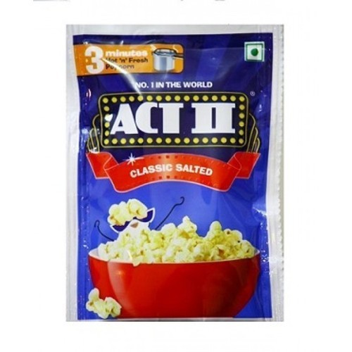 Act II Popcorn Classic Salted 1p
