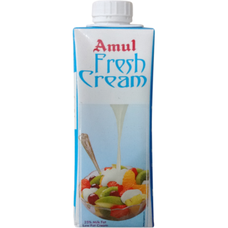 Amul Fresh Cream 250gm