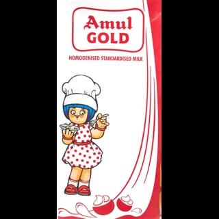 Amul Gold Milk 1lt
