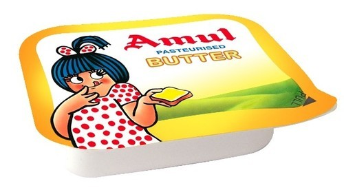 Amul Butter 100N Pack (10gm Each)