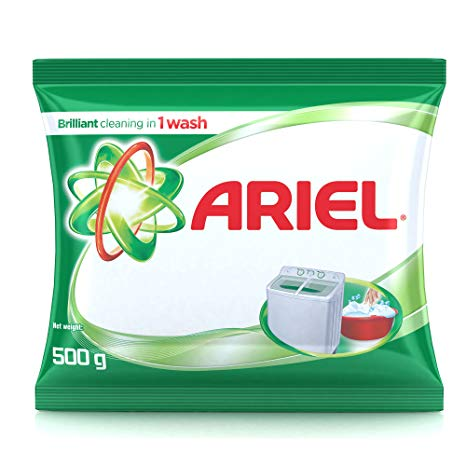 Ariel Detergent Powder 500gm+200gm