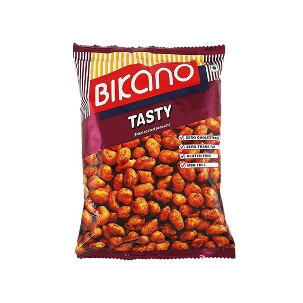 Bikano Tasty Peanuts 200gm