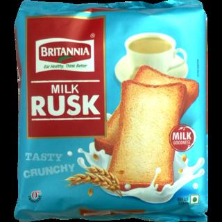 Britannia Milk Rusk 200gm