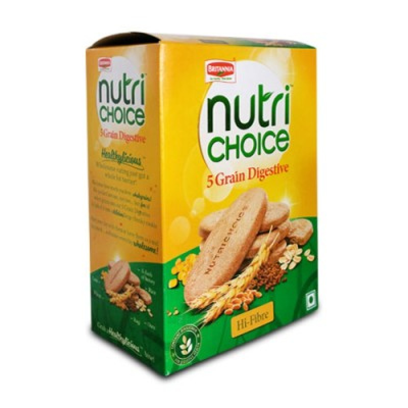Britannia Nutri Choice 5 Grain 200g