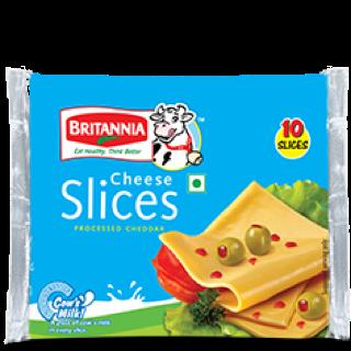 Britannia Processed Cheese Slices 200gm