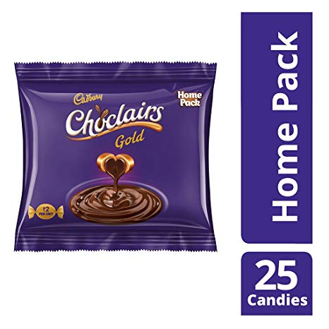 Cadbury Choclairs Gold 25p