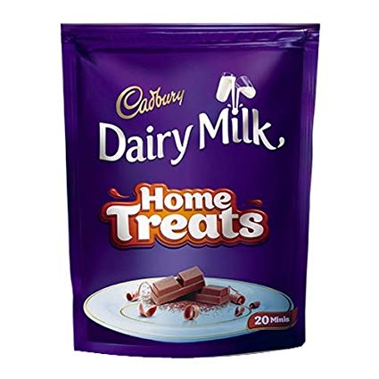 Cadbury Dairy Milk Chocolate Home Treat