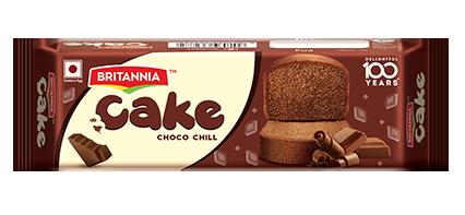 Britannia Choco Cake 60g