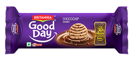 Britannia Good Day Chocochip