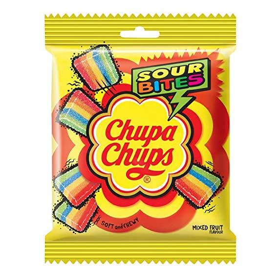 Chupa Chups Sour Bites