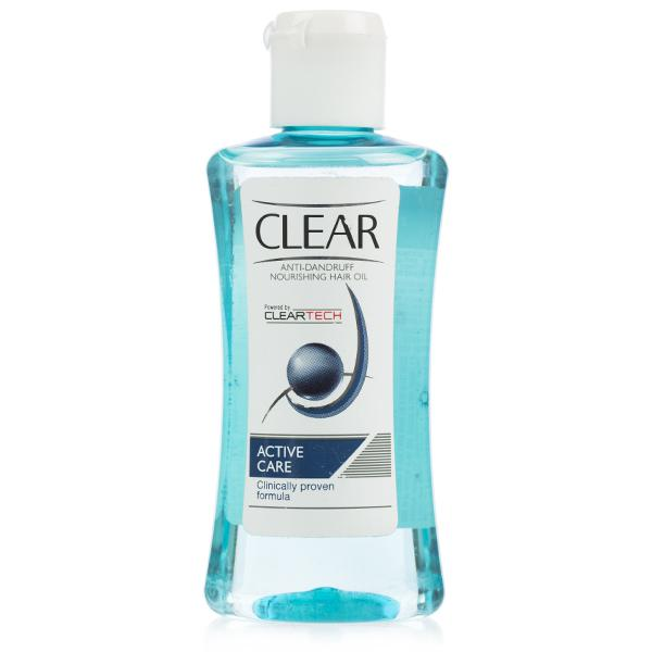Clear Hair Oil 150ml