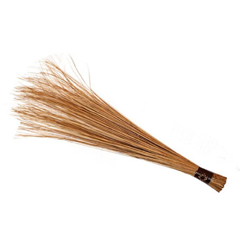 Bamboo Grass Broom 1pc
