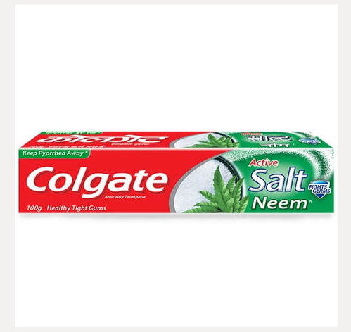Colgate Active Salt Neem Toothpaste 100gm
