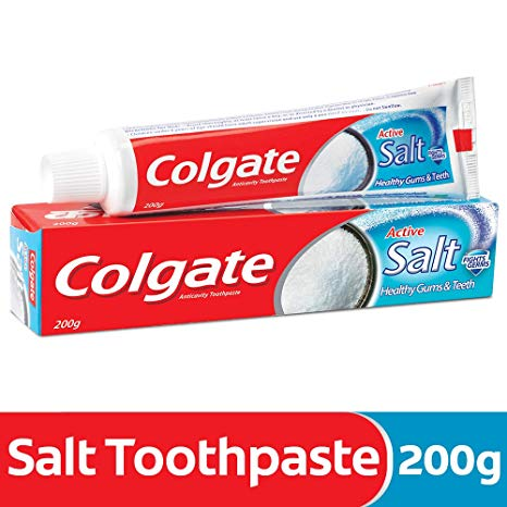 Colgate Active Salt Toothpaste 200gm