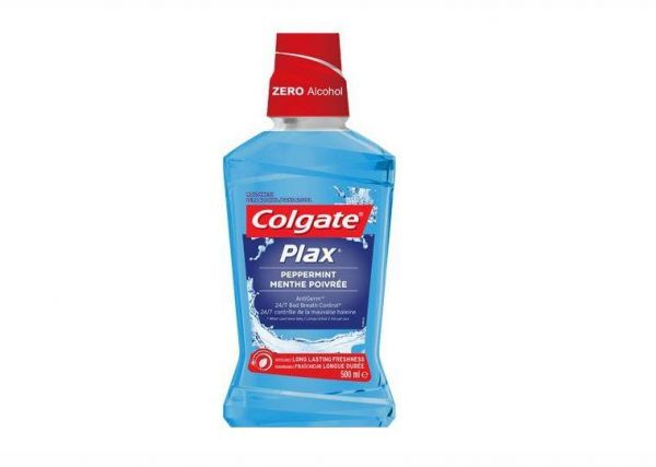Colgate Plax Peppermint Mouthwash 250ml