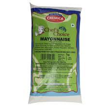 Cremica Regula Mayonnaise 1kg