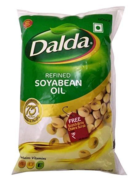 Dalda Soyabean Oil 1l