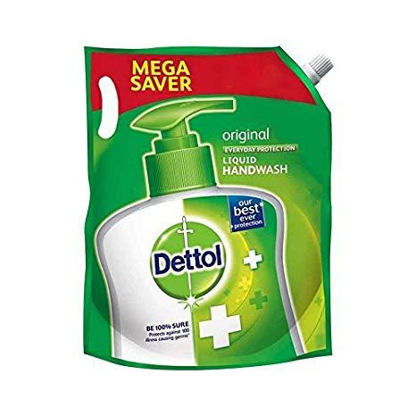 Dettol Handwash Refill Pouch 750ml