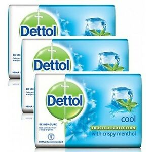 Dettol Cool Soap Set Small 4pc