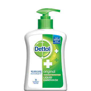 Dettol Handwash Orginal Pump 250ml