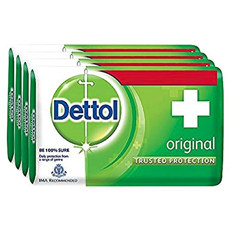 Dettol Original Set 4X125gm