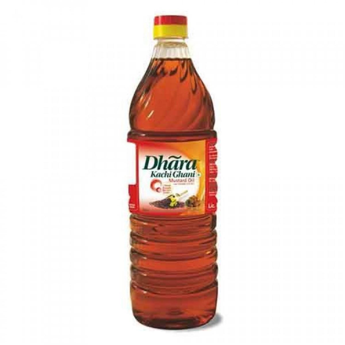Dhara Mustard Oil 1l