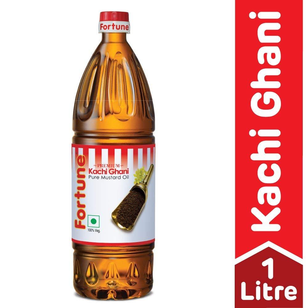 Fortune Mustard Oil 1l