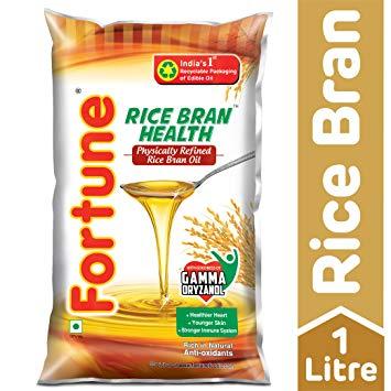 Fortune Rice Bran 1l