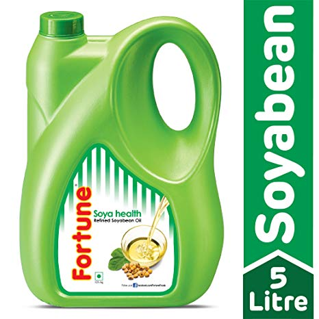 Fortune Soya Oil 5l